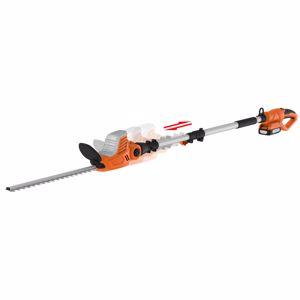 20V cordless pole hedge trimmer