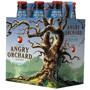 ANGRY ORCHARD CRISP APPLE CIDER 2130ml