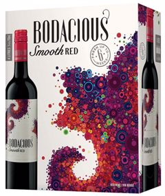 BODACIOUS SMOOTH RED 4000ml