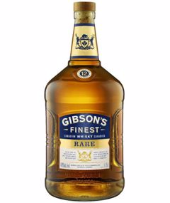 GIBSON'S FINEST RARE 12 YEAR OLD 1750ml