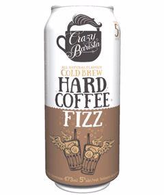 CRAZY BARISTA COLD BREW HARD COFFEE FIZZ 473ml