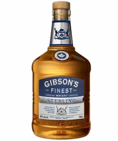 GIBSON'S FINEST STERLING 750ml