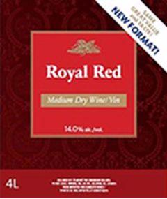 CALONA ROYAL RED 4000ml