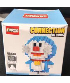 Splicing Toys Doraemon