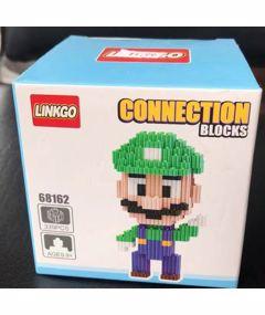 Splicing Toys Super Mario