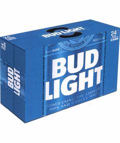 24C BUD LIGHT 8520ml