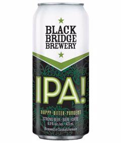 BLACK BRIDGE IPA! 1892ml