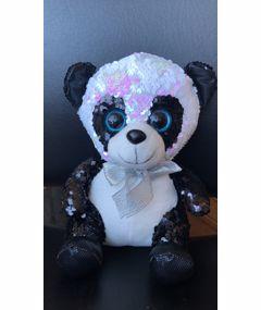 Plush Toys Sequin Panda