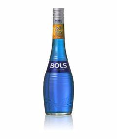 BOLS BLUE CURACAO 750ml